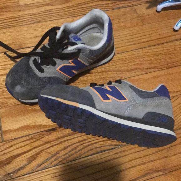 Garçons Nouvelles Chaussures D'équilibre De Taille 13 qC7ZUjxMg